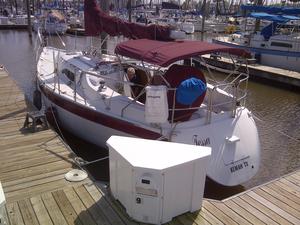 Used Irwin Citation 32 Cruiser Sailboat For Sale