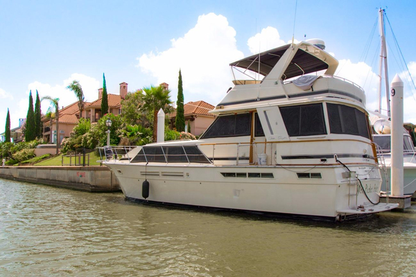 Used Chris Craft 460 Constellation Aft Cabin Boat For Sale