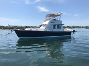 Used Sabre 42 FB Downeast Fishing Boat For Sale
