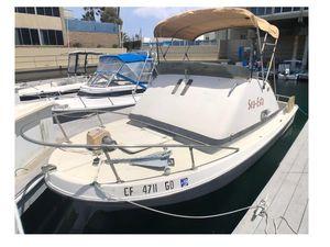 Used Skipjack Sportfisher Cuddy Cabin Boat For Sale