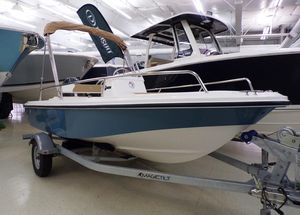 New Edgewater 158 CS Center Console Fishing Boat For Sale