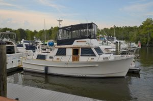 Used Monk 36 Double Cabin Trawler Boat For Sale