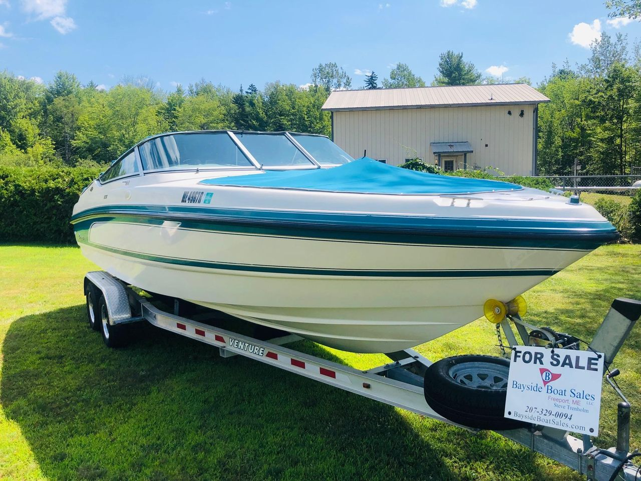 1995 Used Chaparral 2330 Bowrider Boat For Sale - $15,900