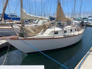 Used Cape Dory 31 Cutter Sailboat For Sale