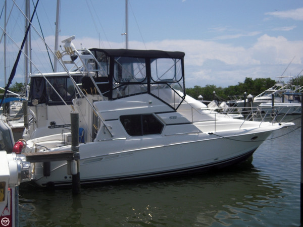 Used Silverton 35C Sports Fishing Boat For Sale