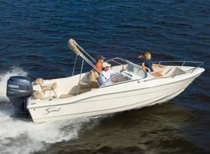 Used Scout 187 Dorado Freshwater Fishing Boat For Sale