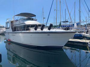 Used Jefferson Rivanna 52 Sundeck Motor Yacht For Sale