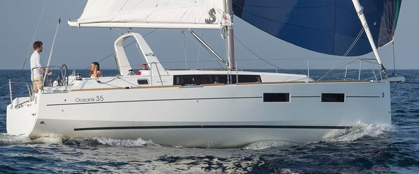 New Beneteau Oceanis 35 Cruiser Sailboat For Sale