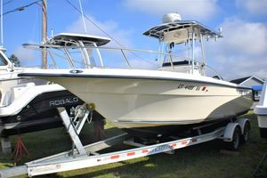 Used Key West 2220 CC Center Console Fishing Boat For Sale