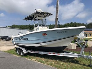 Used Triton 2286 CC Center Console Fishing Boat For Sale