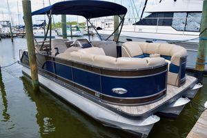 Used Manitou 23 SES Bar VP Pontoon Boat For Sale