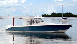 Used Pursuit S408 Center Console Fishing Boat For Sale