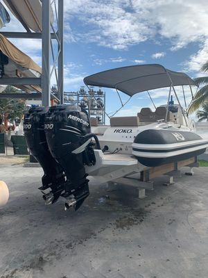 Used Nuova Jolly Prince Rigid Sports Inflatable Boat For Sale