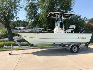 Used Key Largo 196 CC Center Console Fishing Boat For Sale
