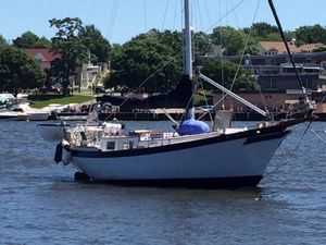 Used Downeast 38 Cutter Sailboat For Sale
