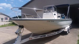 Used Boston Whaler Dauntless 22 Center Console Fishing Boat For Sale