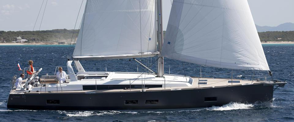 New Beneteau Oceanis 55 Cruiser Sailboat For Sale