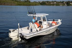 New Blue Wave 2800 Pure Hybrid Saltwater Fishing Boat For Sale