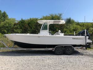 New Everglades 273 CC Center Console Fishing Boat For Sale