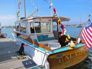Used Matthews 38 Sedan Cruiser Boat For Sale