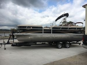 Used G3 LX 22 XS Pontoon Boat For Sale