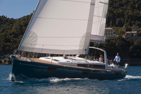 New Beneteau Oceanis 48 Cruiser Sailboat For Sale