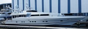 Used Oceanfast Motor Yacht - Updated Commercial Boat For Sale