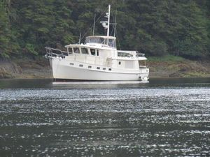 New Krogen 48 Trawler Boat For Sale