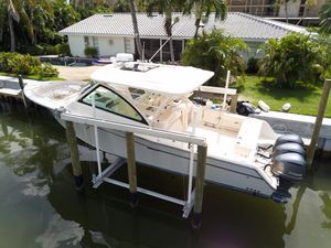Used Grady-White Freedom 375 Cruiser Boat For Sale