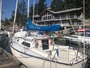 Used C&c 26 Sloop Sailboat For Sale