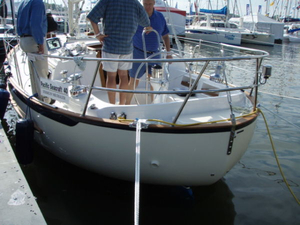 New Pacific Seacraft 40 Cruiser Sailboat For Sale