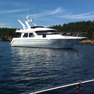 Used Navigator 4600 Classic Pilothouse Boat For Sale