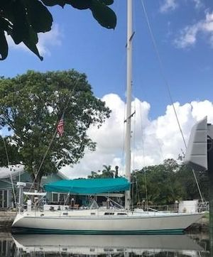 Used Sparkman & Stephens Ny49.6 Sloop Sailboat For Sale