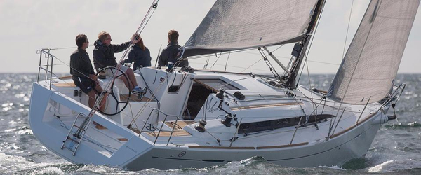 New Beneteau First 35 Carbon Cruiser Sailboat For Sale