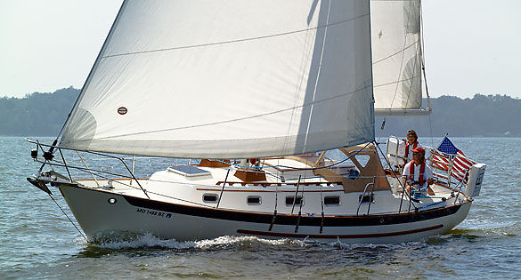 New Pacific Seacraft 31 Cruiser Sailboat For Sale