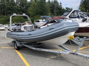 Used Ab Inflatables Profile F17 Tender Boat For Sale