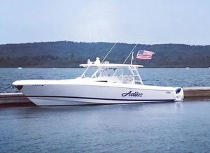 Used Intrepid 475 Panacea High Performance Boat For Sale