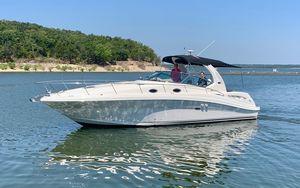 Used Sea Ray Sundancer Sports Cruiser Boat For Sale