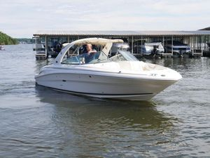 Used Sea Ray 290 Bowrider High Performance Boat For Sale