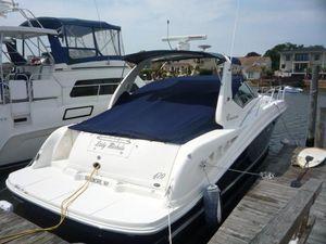 Used Sea Ray 420 Sundancer Sports Cruiser Boat For Sale
