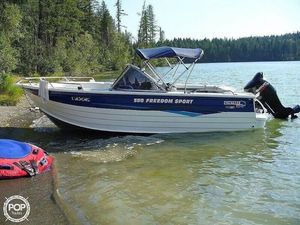 Used Quintrex Freedom 580F/Sport Bowrider Boat For Sale