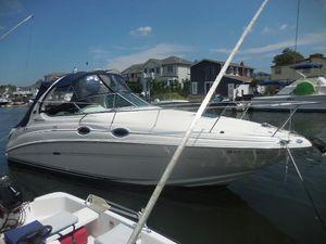 Used Sea Ray 28 DA Sports Cruiser Boat For Sale