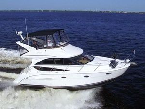 Used Meridian 341 Sedan Sports Cruiser Boat For Sale