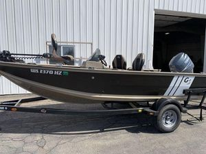 Used G3 V172c Freshwater Fishing Boat For Sale