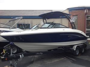 New Sea Ray 210SPX210SPX Sports Fishing Boat For Sale