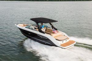 New Sea Ray 280SLX280SLX Sports Fishing Boat For Sale