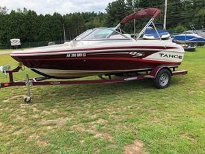 Used Tahoe Q5iQ5i Sports Fishing Boat For Sale