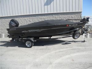 Used Lund 216 FXS Sports Fishing Boat For Sale