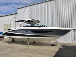 New Sea Ray SLX 350SLX 350 Cruiser Boat For Sale