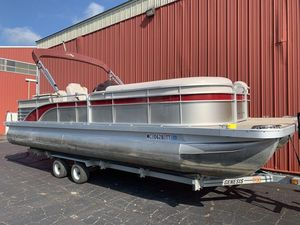 Used Bennington 2550GBR2550GBR Pontoon Boat For Sale